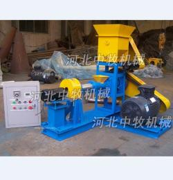 河北中牧DGP50-C型膨化机 家用型*宠物饲料膨化机 厂家直销