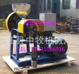 河北中牧DGP60-III型玉米饲料膨化机 休闲食品膨化机