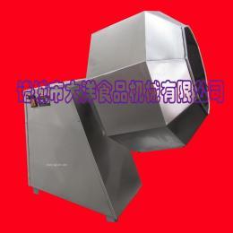 實用的五香魚調味設備,八角型花生米裹面機