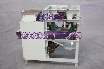 大洋制造濕法黃豆脫皮機|技術先進蠶豆去皮機