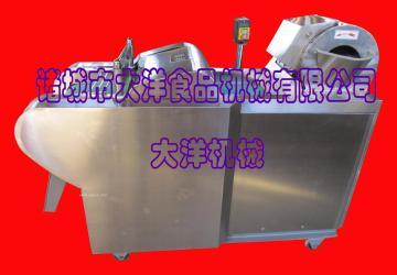 往复式仿手工面包切丁机 商用型切小白菜的机器