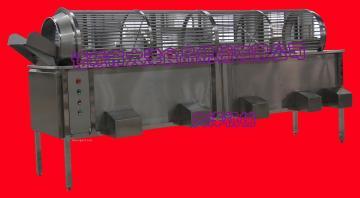 高产量的大枣筛选机 无损伤的西红柿分级机