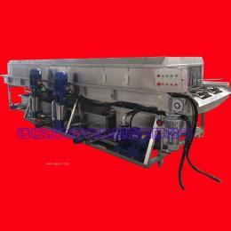 网链式高压洗筐机 自动型周转筐清洗机