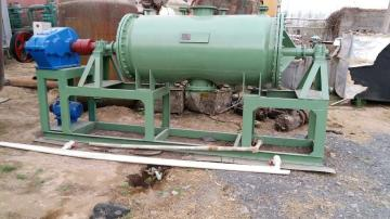 供應二手60平方316材質耙式真空干燥機