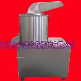 大洋制造实用的香蕉打浆机\商用型高速蒜泥机