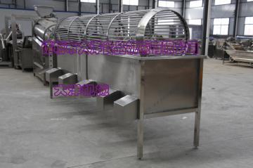 滚动式金橘分级设备 低转速球形果蔬分选机