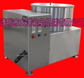 大洋制造油炸食品快速滤油机/节能型薯片薯条脱油机