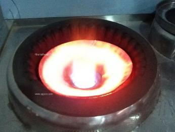 供應恒采簡裝廣式小炒爐