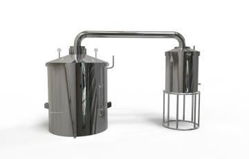 厂家直销酿酒设备kj-50型白酒设备家用型酿酒设备