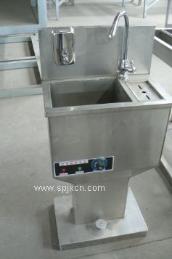 带刀具消毒器的洗手装置