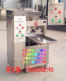 CCTV央视专访全自动绿豆糕机