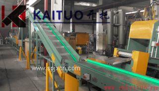 生产线板链输送机