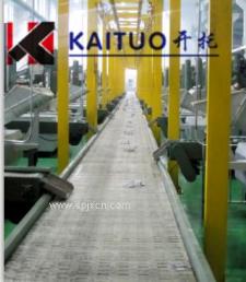 生产线链板输送机