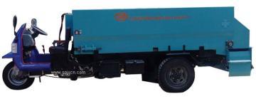 供應5立方飼料撒料車