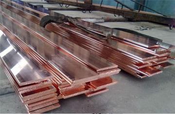 国标t1紫铜板 环保t2紫铜棒 t3电解铜带