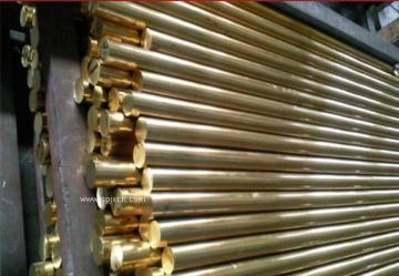 厂家热卖H59铜棒 高强度大直径黄铜棒