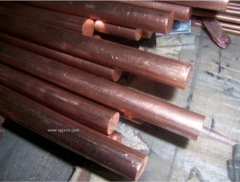 廠家直供紅銅批發環保模具紅銅棒 優質銅棒紅銅