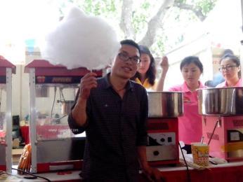 商用棉花糖機租賃,上海棉花糖機出租