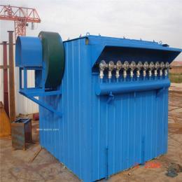 逆流脉冲反吹袋式除尘器生产厂家