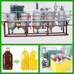 小型食用油生产线设备