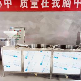 广州精品100型家用不锈钢磨浆机大容量现磨豆腐机