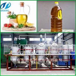 小型精煉油設備 糧油機械加工設備 食用油加工設備
