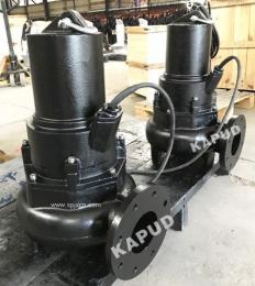 WQ系列无堵塞潜水排污泵WQ40-10-2.2 潜水排污泵