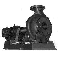 川源水泵ISB单级单吸卧式离心泵