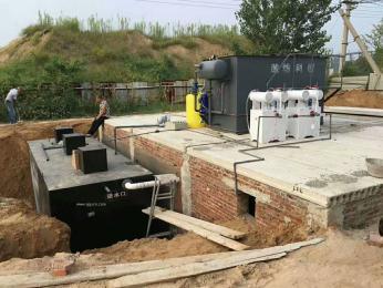 2017豆制品加工厂一体化污水处理气浮设备价格