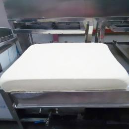 晋中全自动干豆腐机彩色豆腐机设备厂家直销