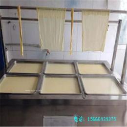 云南新型多功能腐竹機生產線大型豆油皮機春節促銷