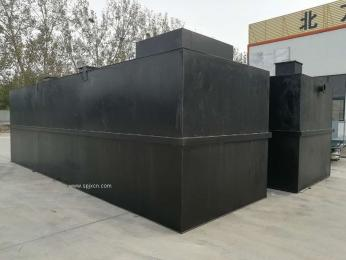 远程控制一体化肉制品污水处理设备