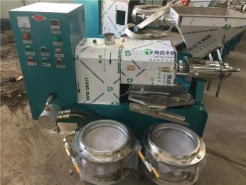 二相电小型花生榨油机