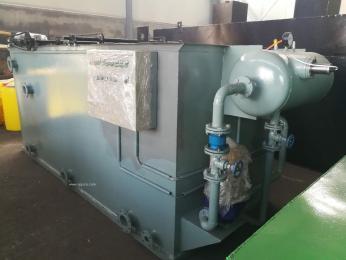 一体化乳制品污水处理设备数据分析