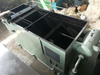 一体化酿造厂污水处理设备数据分析