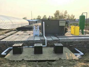 夏季一体化食品污水处理设备防水注意事项