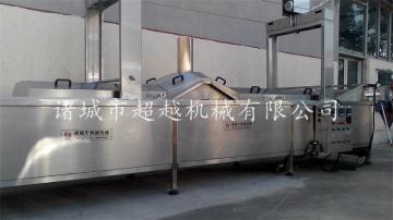 全自动薯片薯条油炸机|油炸生产线及全套设备