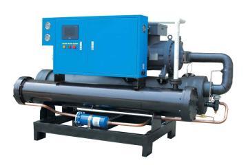 水冷螺桿式冷水機組DW-LS-5000W