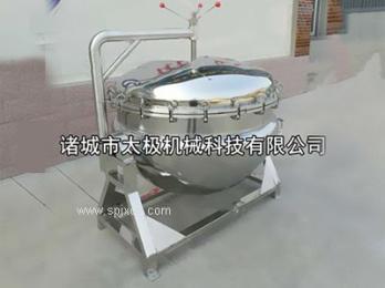 冬棗大型浸糖鍋多種加熱方式