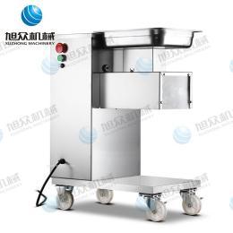 厂家直销移动式切肉机新款小型多功能切肉机一件代发 一机多用切肉机 食堂切肉机