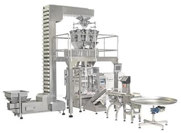 供应薯片包装机 立式包装机械