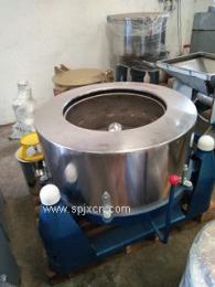 大容量脱水机 高效脱水机 洗衣房脱水机