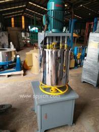 色粉打粉機馬力足,采用合資電機,配有電機熱保護開關;確保電機耐用