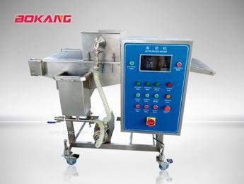 厂家直销LJJ300淋浆机 鸡排 藕合上浆机