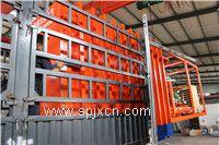 蔬菜种植3000公斤型真空预冷机