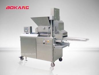 CXJ400全自动肉饼成型机 大批量生产 快速成型