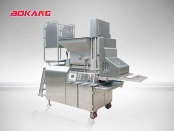 博康牌CXJ600全自動肉餅成型機 高產量 省人工