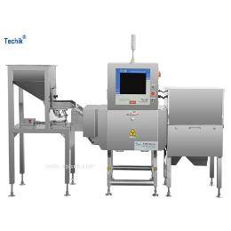 散料专用X射线异物检测机