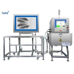 鱼刺专用x射线异物检测机