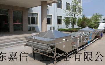 和田红枣玉枣清洗设备大枣清洗烘干机果蔬深加工全套设备